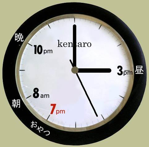 ケンタの腹時計』: 今日の木工屋